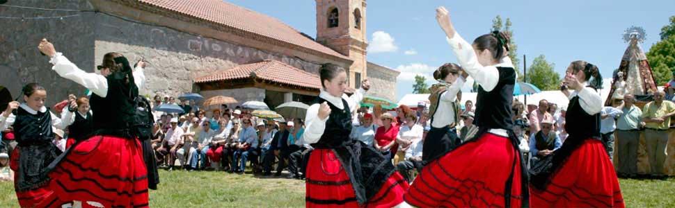 Casas rurales en Ávila-turismo cultural tradiciones de Ávila