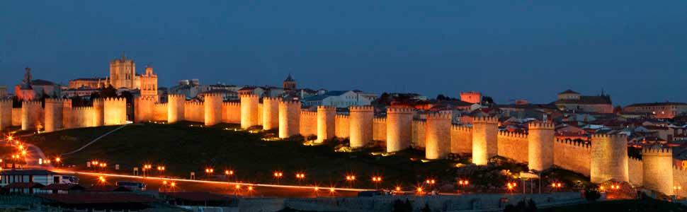 Ávila patrimonio de la humanidad-Santa Teresa y turismo cultural